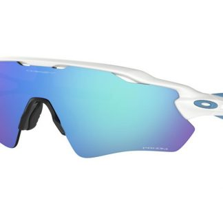 Oakley Radar EV Path OO9208-57 Polished White Prizm™ Sapphire