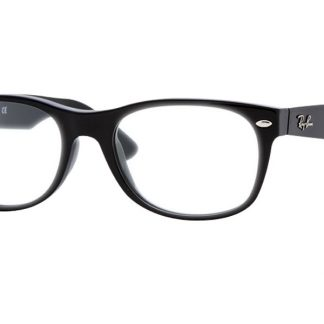 Ray-Ban original Wayfarer Lesebrille Shiny Black